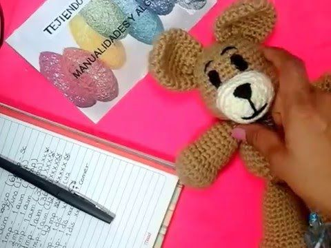 León Amigurumi Tutorial : Amigurumi oso o leon paso a paso 2 tutoriales pinterest