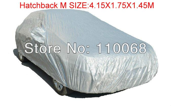 Wing Mirrors World JAGUAR XF Full Car Cover Waterproof Summer Winter