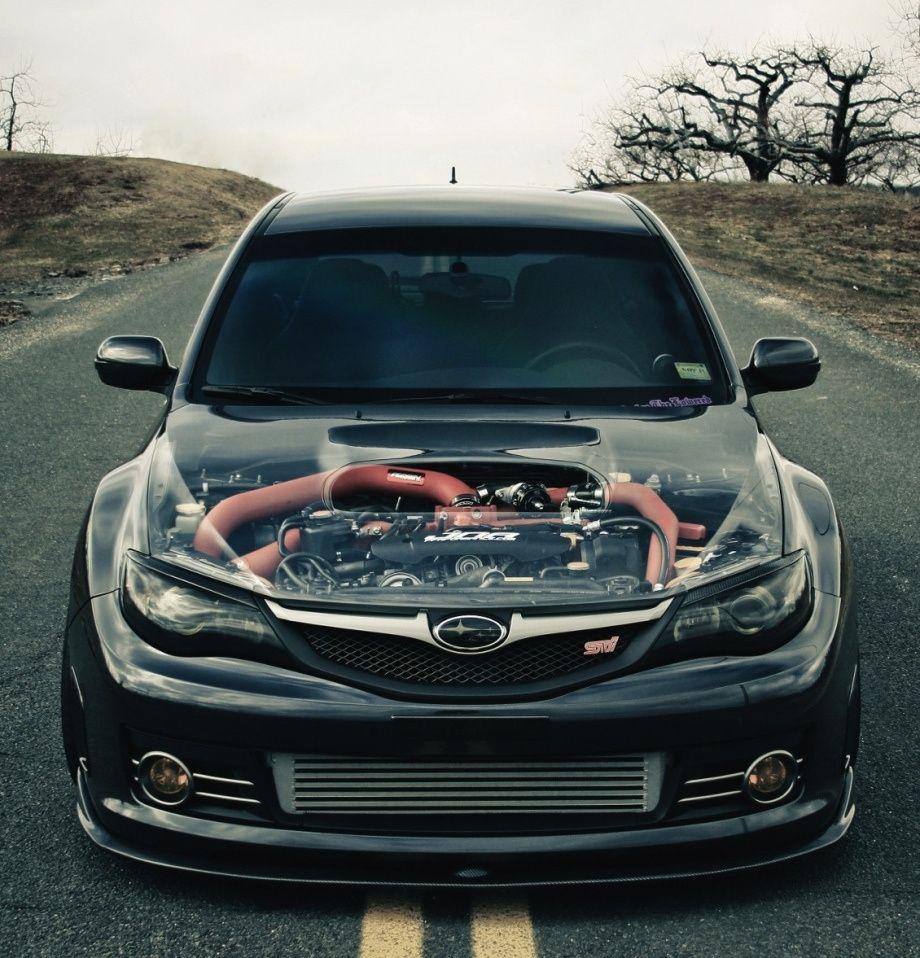 Subaru Car Wallpaper: Subaru Impreza