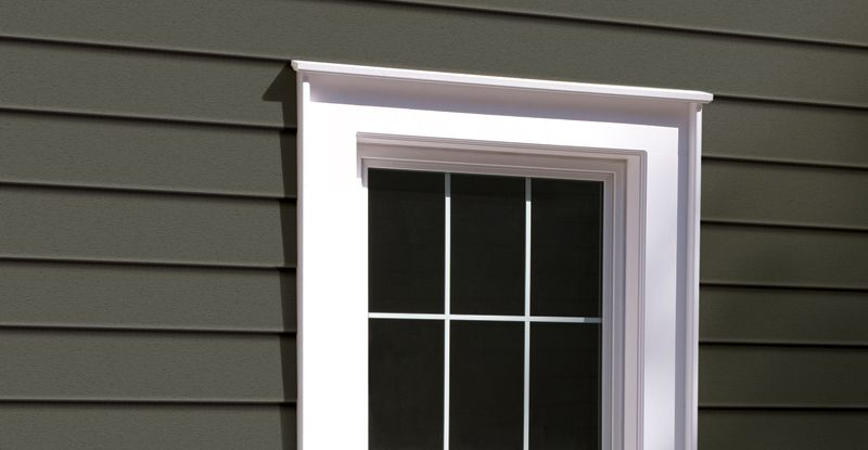 Image result for exterior window decorative trim | craftsman.