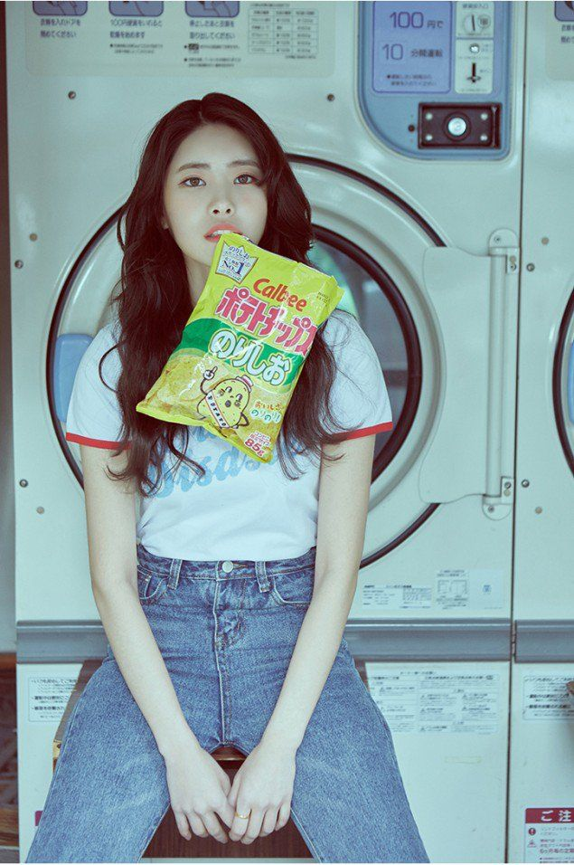 Huihyeon Dia 2017 Jacket Images Kpop Girls Korean Idol Like the video if you enjoyed. www pinterest co kr