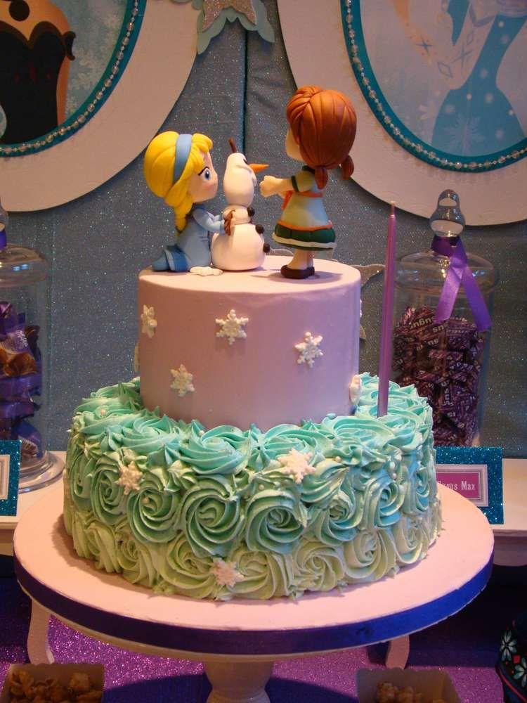 Frozen Disney Birthday Party Ideas Party Ideas Pinterest