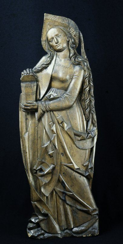. The Magdalen |  Jorg Syrlin the Younger (Germany, Europe), c. 1515