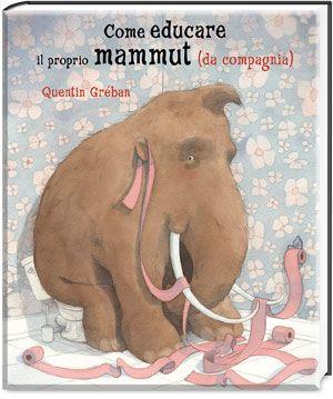 Intervista semi-seria al bambino che ha educato il suo Mammut da compagnia.