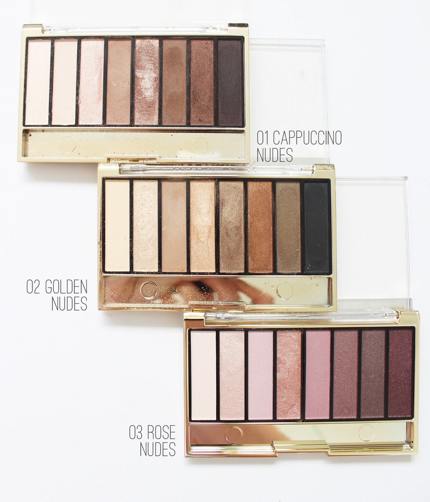 c64e9f56305 MAX FACTOR | Masterpiece Nude Palette Contouring Eye Shadows in 03 Rose  Nudes - Review + Swatches - CassandraMyee