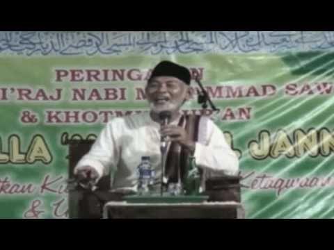 +++ Kocak..Heboh...Tablig Akbar KH  Mahfud Iskandar Part_3
