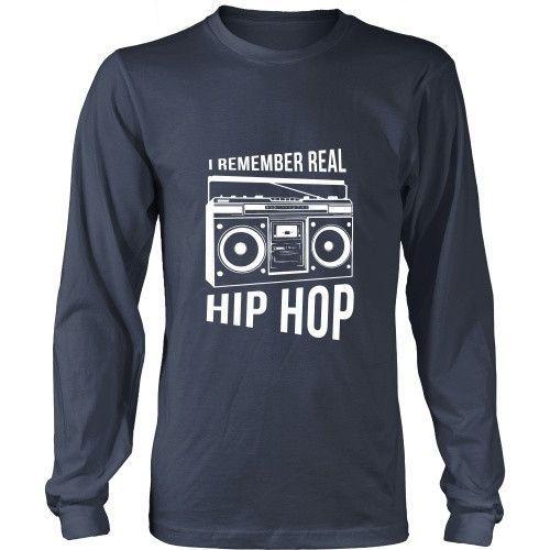 I remember real Hip Hop Rap T-shirt