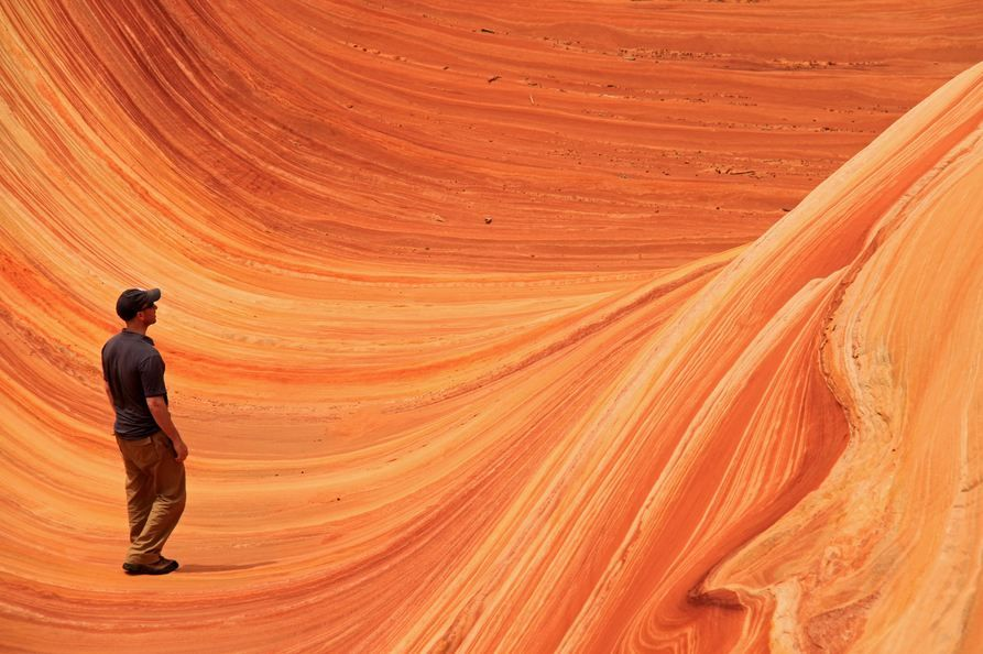 the wave- Visit http://www.amazingplacesonearth.com/ for more good stuff :)