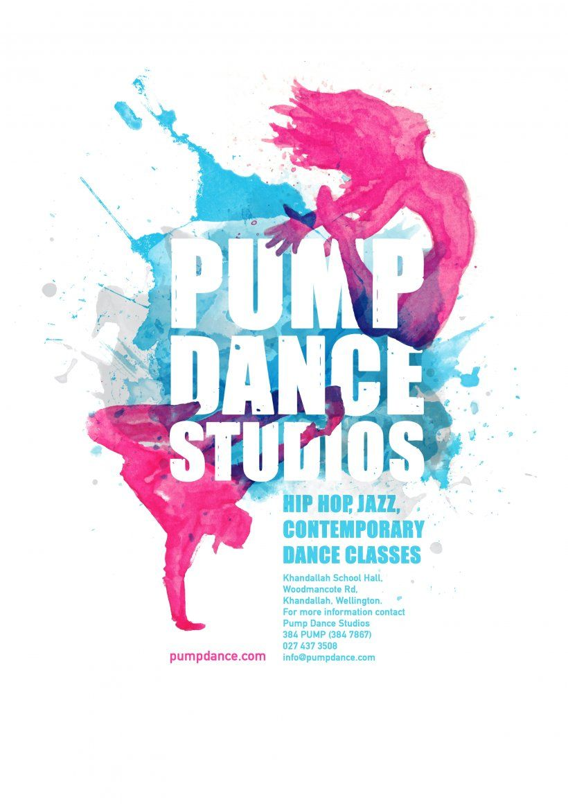 Dance Class Posters