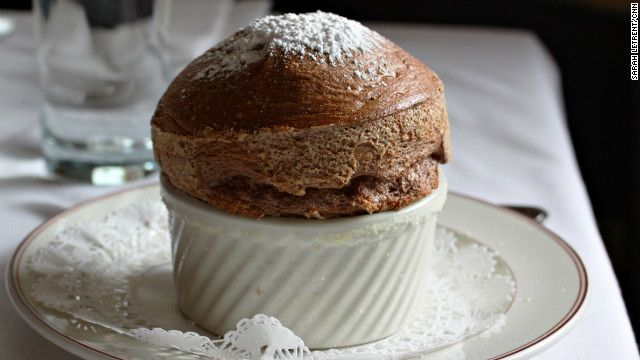 February 28 Is National Chocolate Souffle Day Here S The Recipe Eatocracy Cnn Com Homemade Chocolate Chocolate Souffle How Sweet Eats