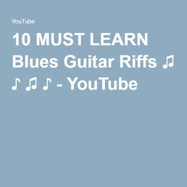 4 Sweet Blues Guitar Licks You MUST Know - TrueFire Blog