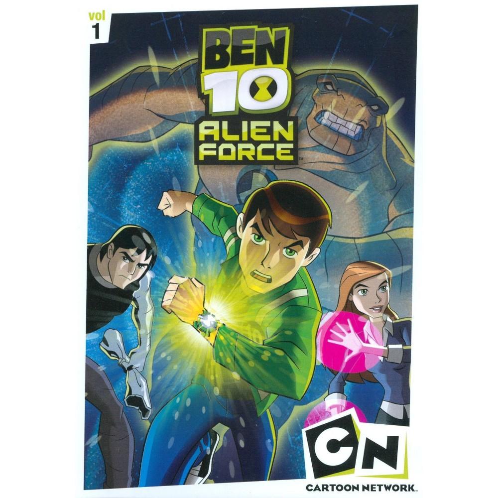 Ben 10 Alien Force Vol 1 With Images Ben 10 Alien Force