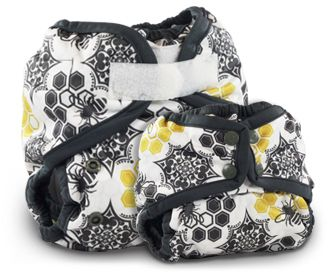 Cloth Nappy options for NEWBORNS and Premmies.