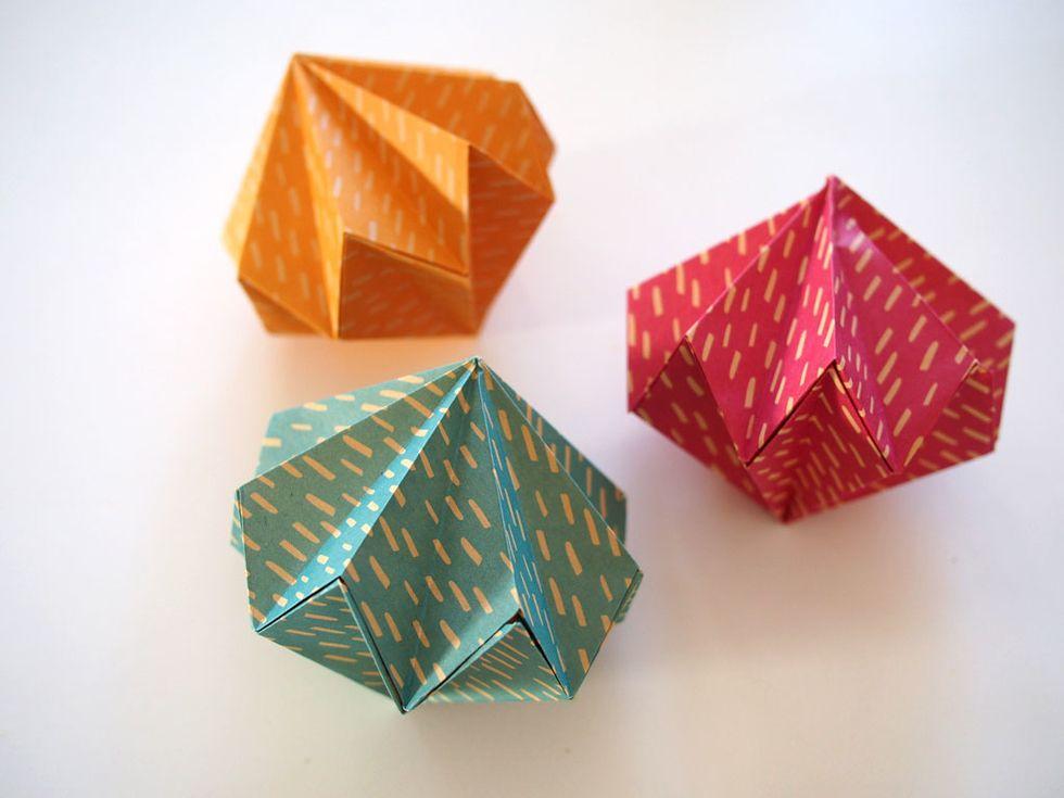 Origamitimantteja - Osasin! | Lily.fi