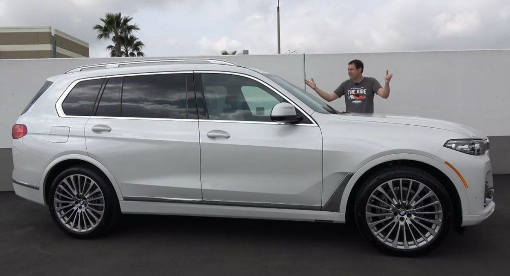 Best 3 Row Luxury Suv >> Bmw X7 Declared The Worlds Best 3 Row Luxury Suv Bar None