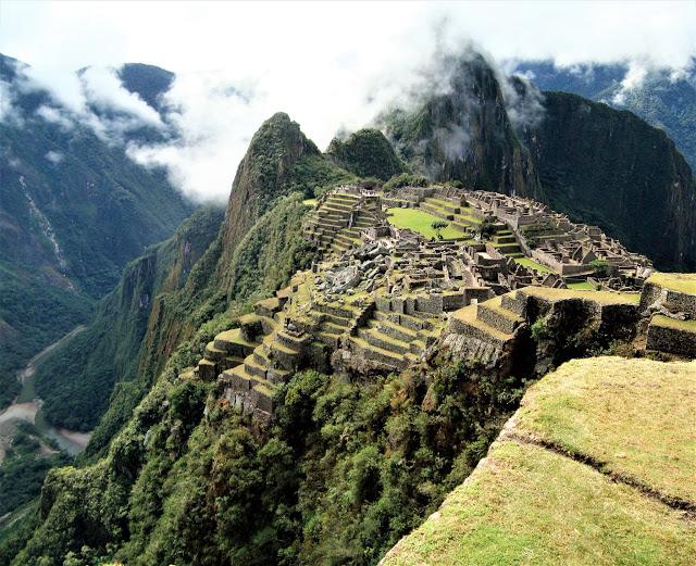 Historic Sanctuary Of Machu Picchu Peru