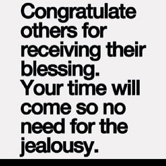 No Jealousy Words Inspirational Quotes Pictures Inspirational Quotes