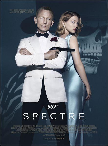007 Spectre Affiche Style James Bond Daniel Craig James Bond Film