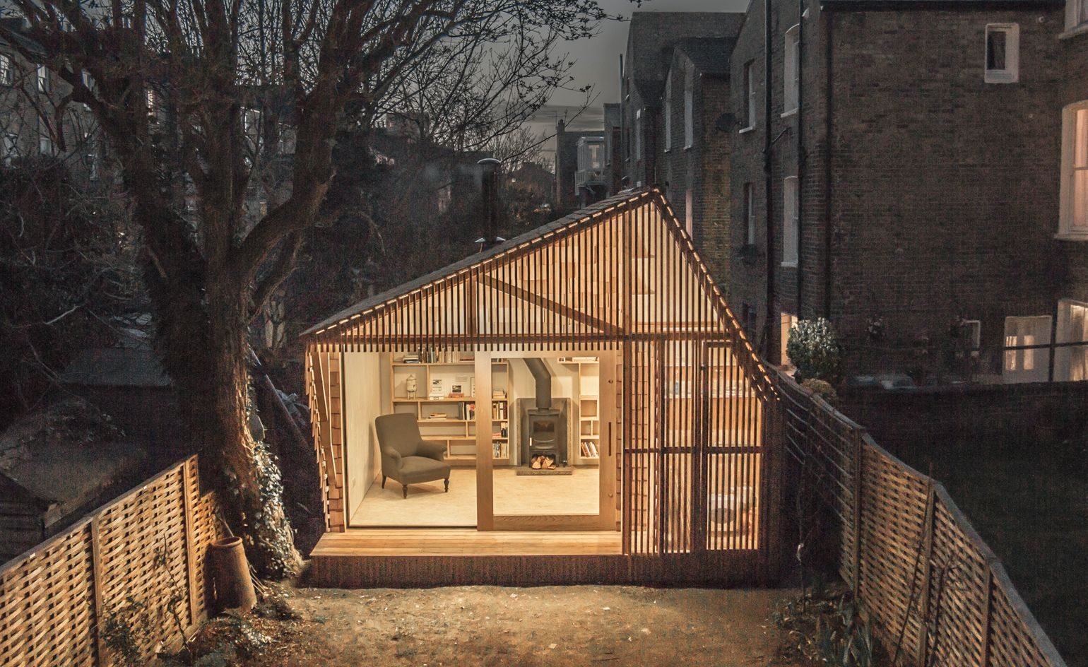 backyard boltholes three architecture firms shed light on the