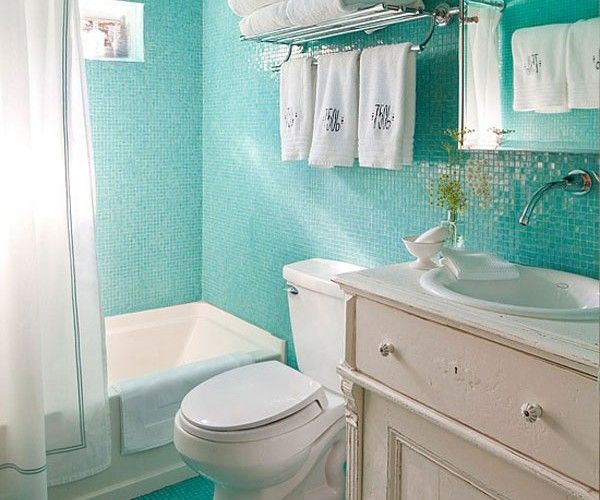 How to Decorate Small Bathroom Designs Look Perfect? - HOME DESIGN