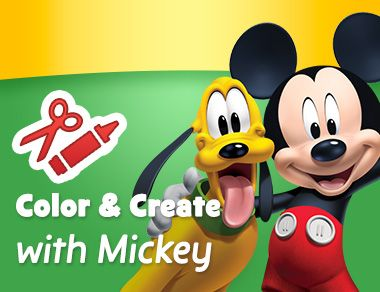 All Your Favorite Disney Junior Printable Coloring Pages In One