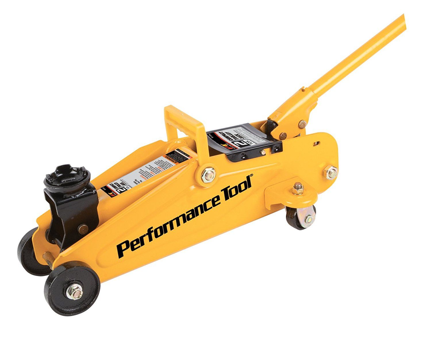 Performance Tool W1606 Compact Trolley Jack