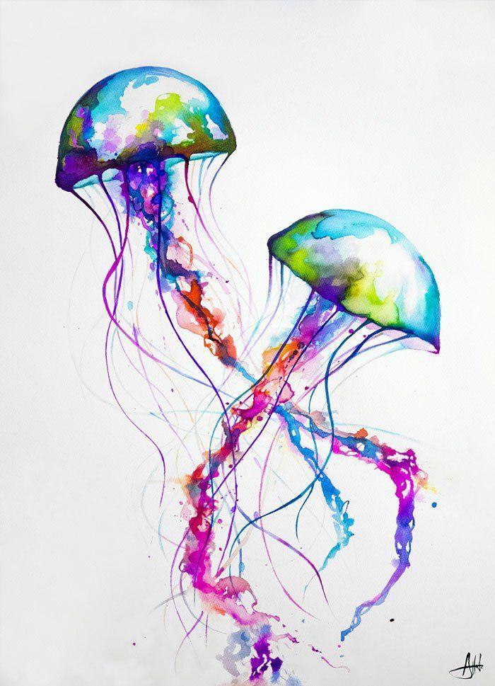 Las 25 Mejores Ideas Sobre Dibujo Medusas En Pinterest Y