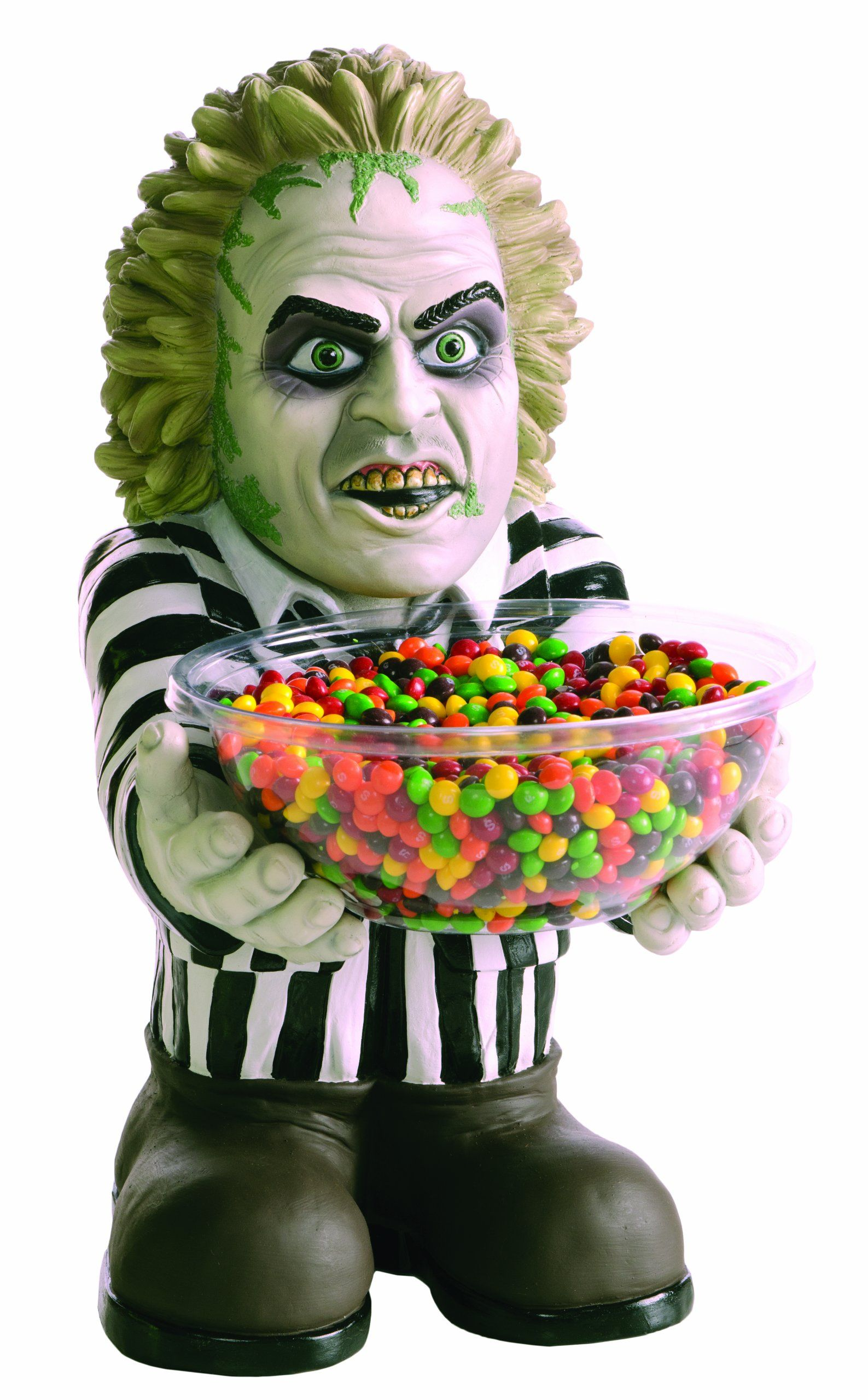 amazon: rubies costume company beetlejuice candy holder and bowl