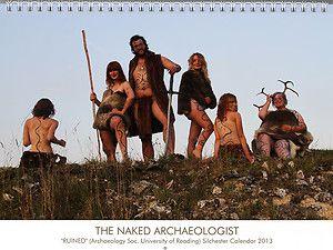 Big bang the naked archaeologist