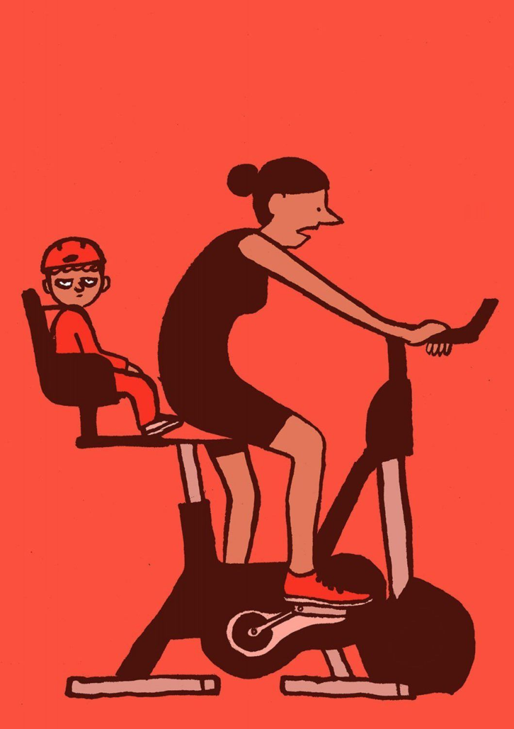 Jean Jullien Handsome Frank Illustration Agency In 2020 Jean Jullien Satirical Illustrations Illustration