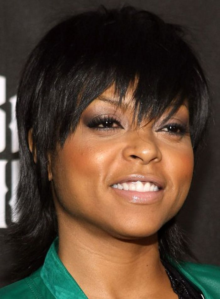 short Hairstyles With Bangs | black people short hairstyles with ...