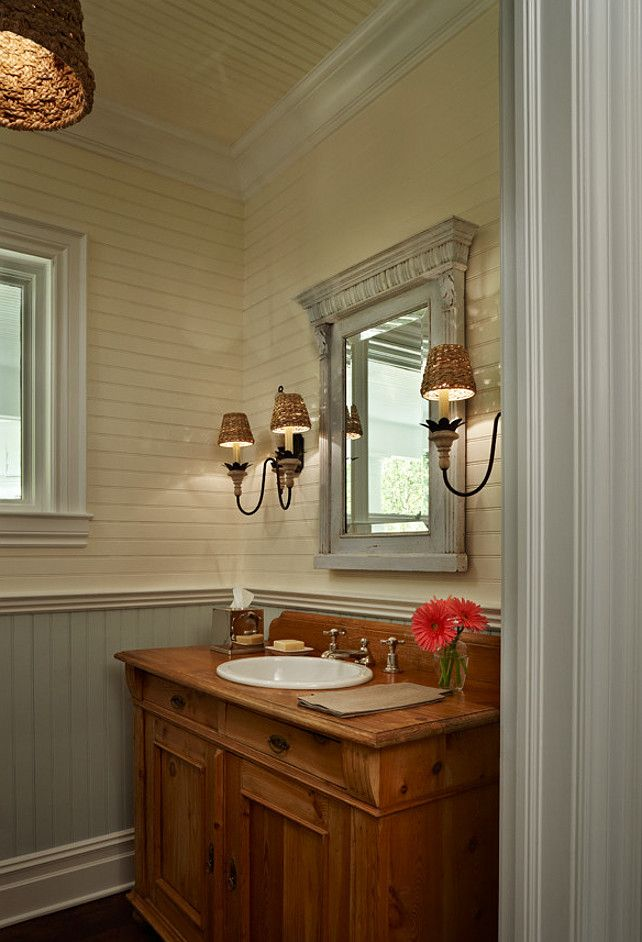 Bathroom Coastal Inspired Bathroom Design I Am Loving