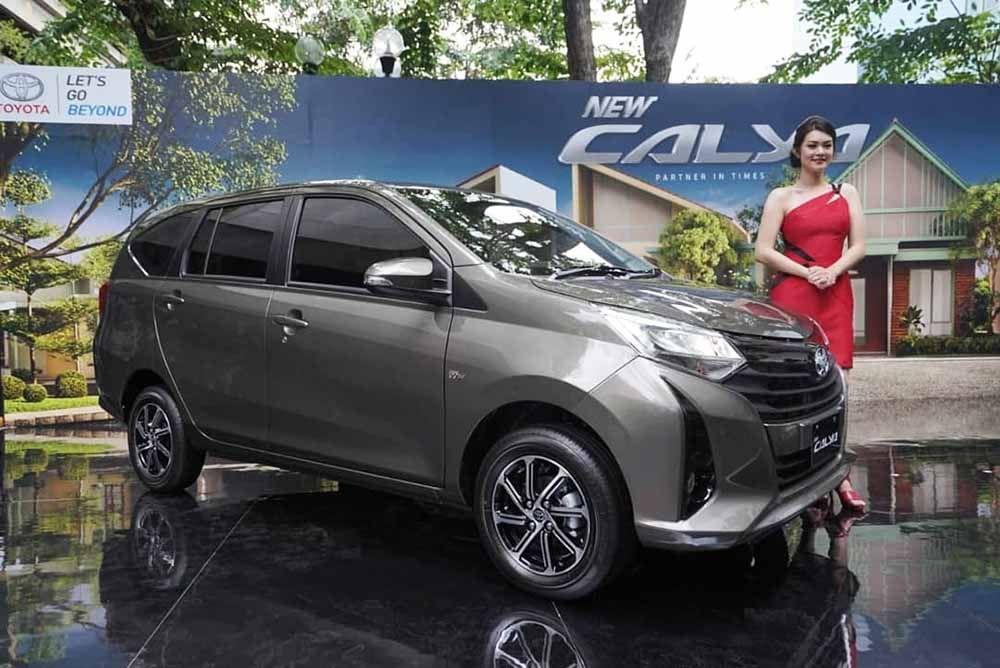 Harga New Toyota Calya 2020 Naik 2 Juta Fitur Tambah Toyota Mobil Eksterior