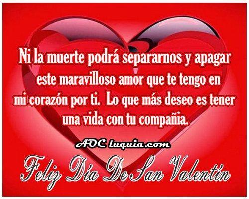 Imagenes Del Dia De San Valentin Animadas Con Frases