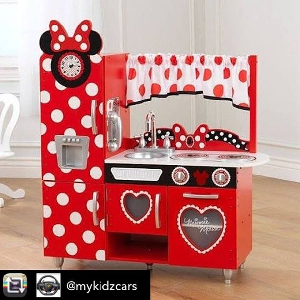 Repost from @mykidzcars Its officially available to order! Minnie ...