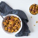 Pumpkin Spice Granola | NataschaKimberly  – Essen und Trinken