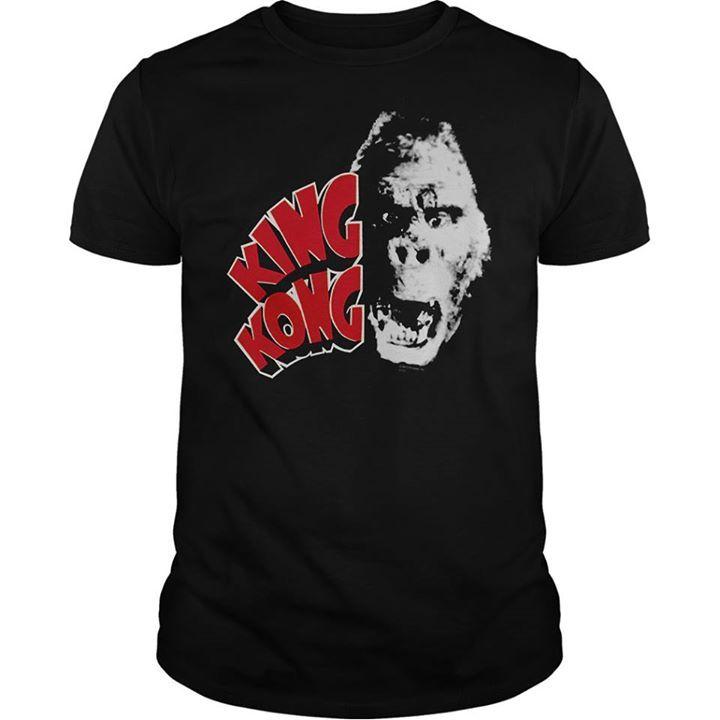 King Kong Head --> ORDER HERE --> http://teesbysun.com/2016/06/king-kong-head.html #shirts #tshirts  #tee #shirt #tshirt