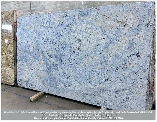 Ice Blue Granite Slab Brazil Blue Granite Dream Kitchens Blue