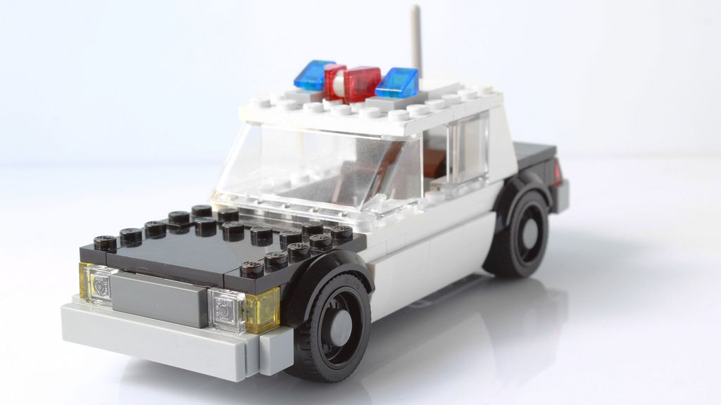 90s Police Car With Instructions My Boys Pinterest Police
