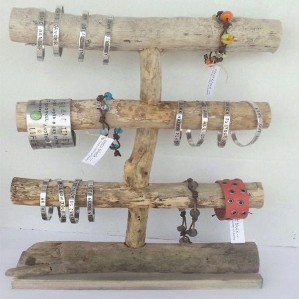 Diy 3 Tier Jewelry Stand: Schmuckständer Selber Machen