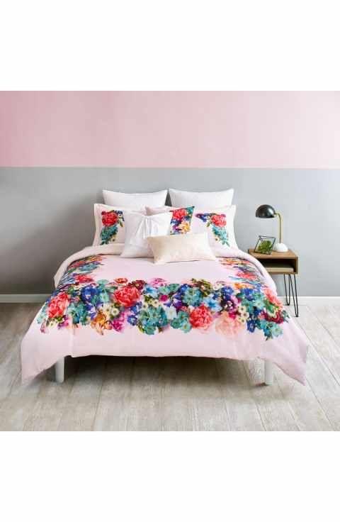 c8e16fccc48c6 Ted Baker London Focus Bouquet Comforter   Sham Set