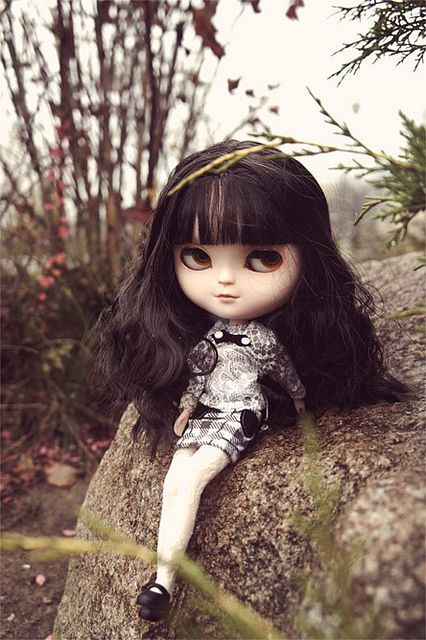 Custom Icy Doll | Mariya Demina on Flickr