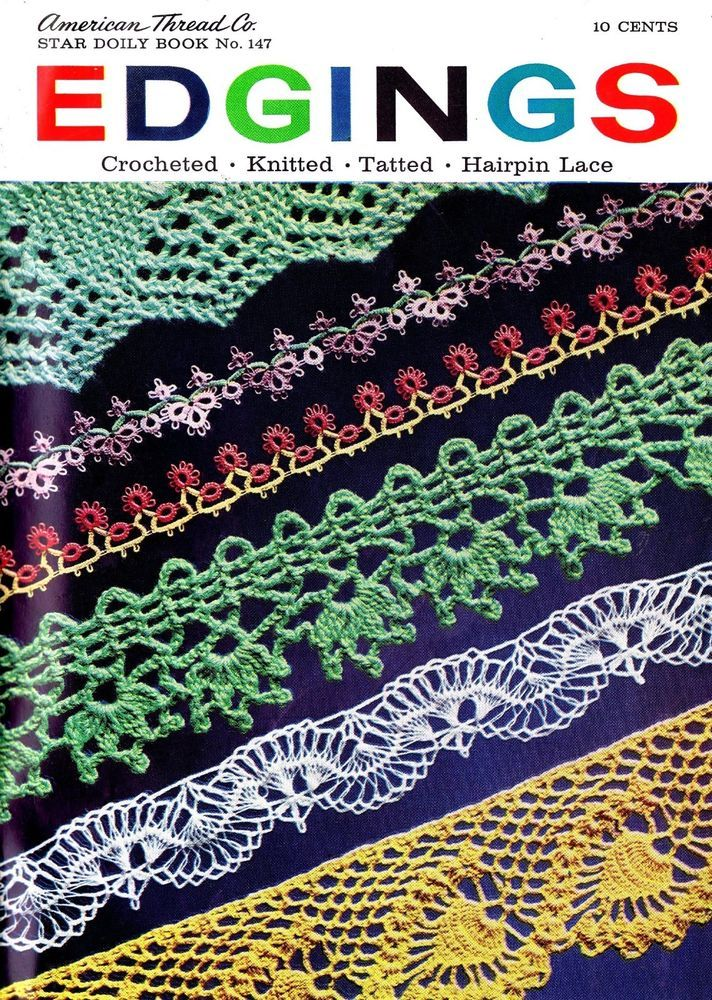 Vintage Crochet Edging