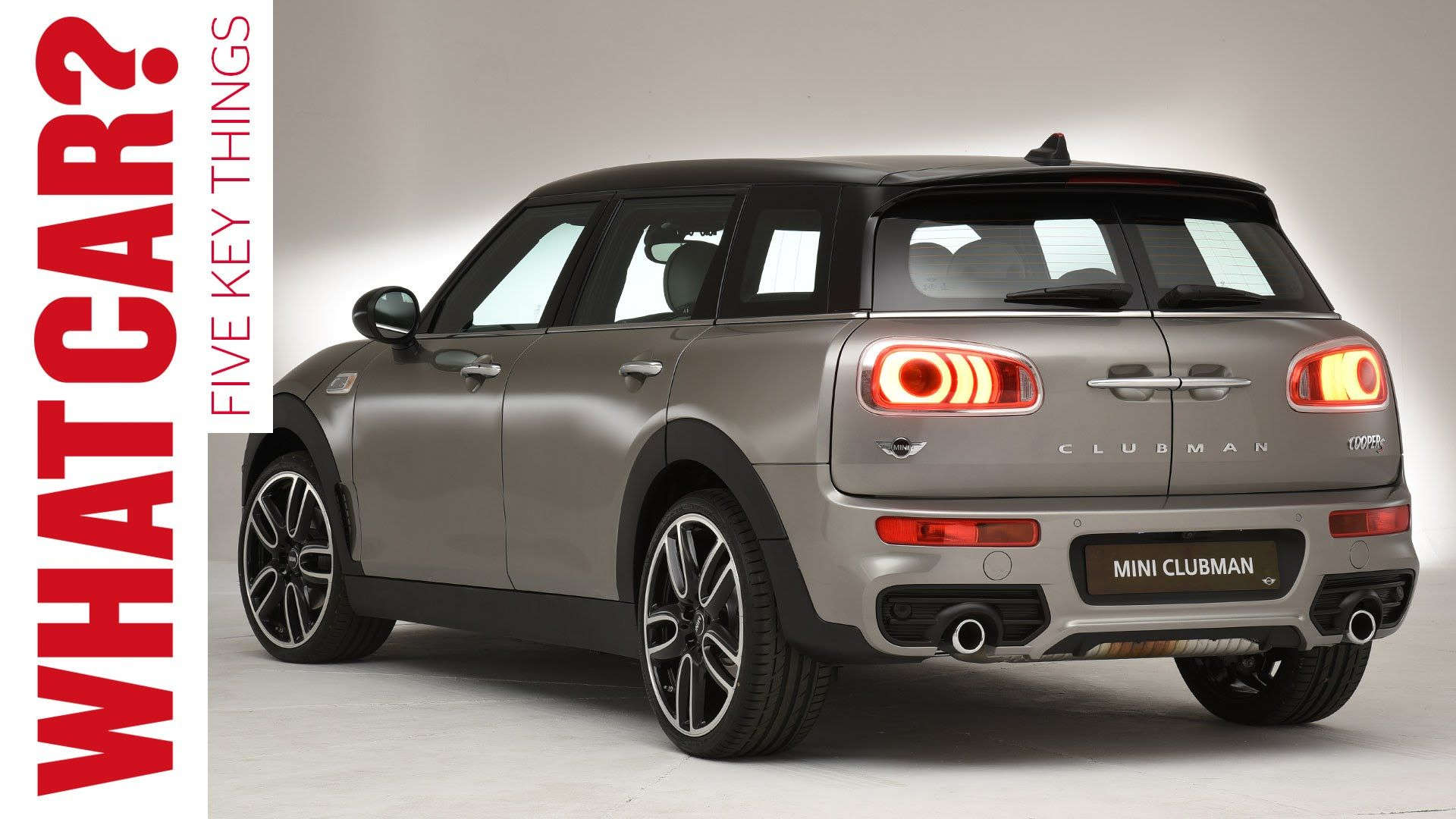 We take you on an exclusive look around the brand new Mini Clubman before its official launch in October this year. Find out all there is to know about this ...