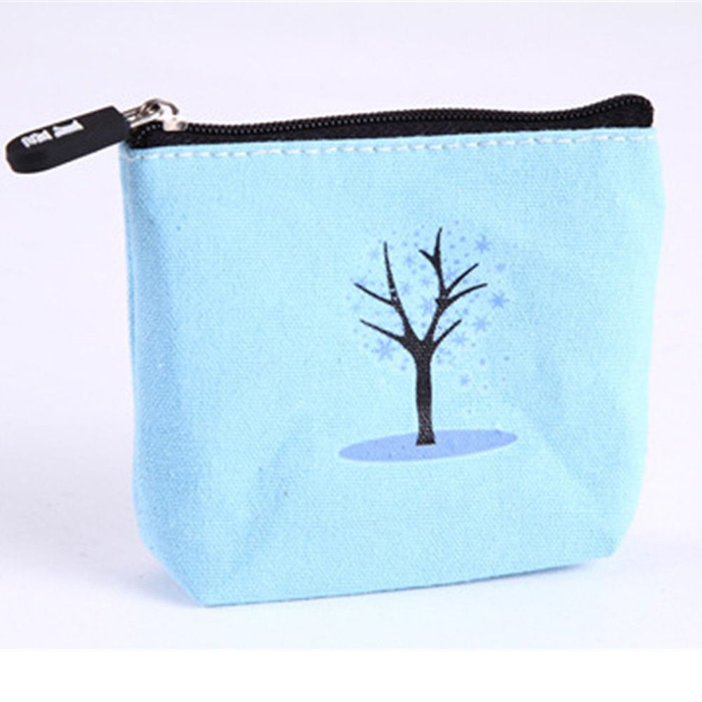 $3.25 (Buy here: http://appdeal.ru/5of6 ) Fashion Coin Purse Small Zipper Money Bag Canvas Key Pouch Earphone Wallet  Women Pocket for just $3.25