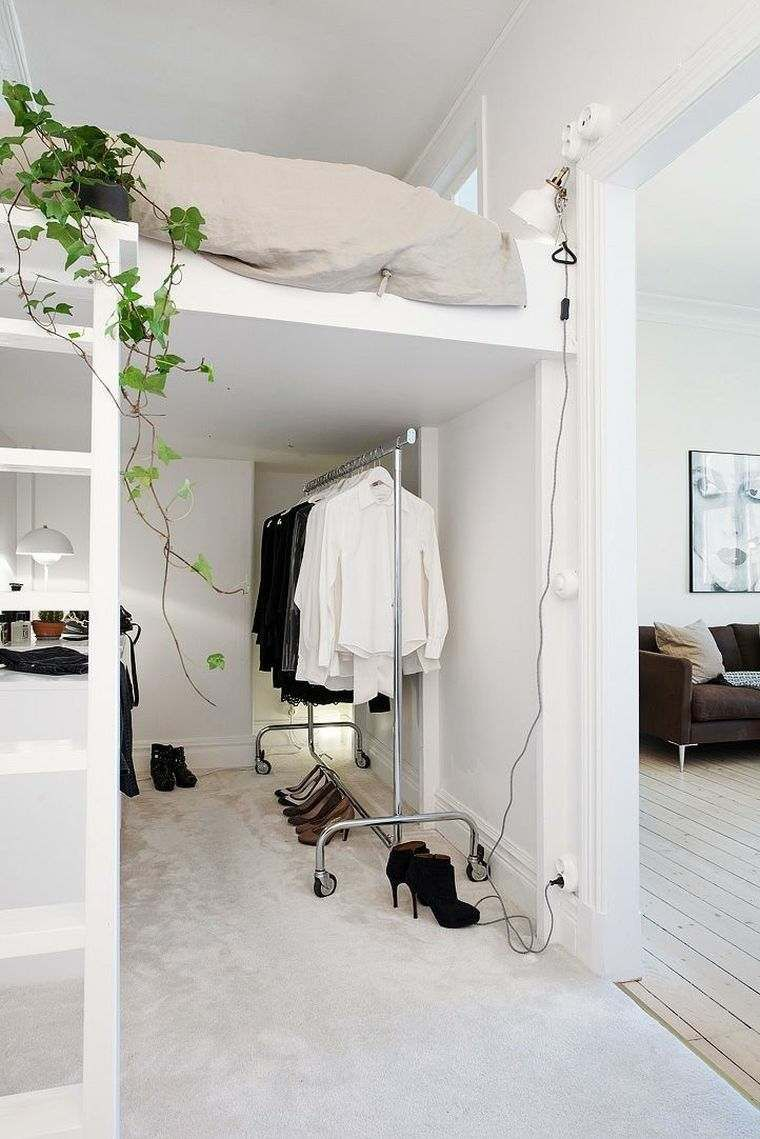 Grownup loft mattress and small areas #areas #grownup #mattress #small