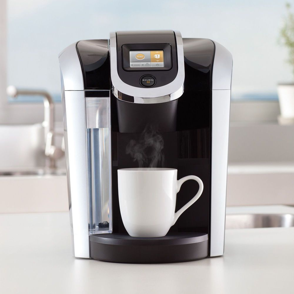 KEURIG 2.0 K 460 K 450 KCUP Coffee MAKER top model & 20 K