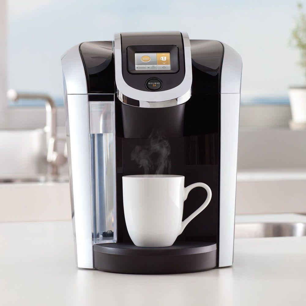 KEURIG 2.0 K 460 K 450 KCUP Coffee MAKER top model & 20 K