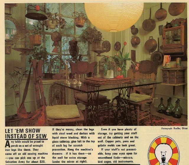 Forest Hill Village Apartments Ls: Design Tips From The September 1976 Apartment Life