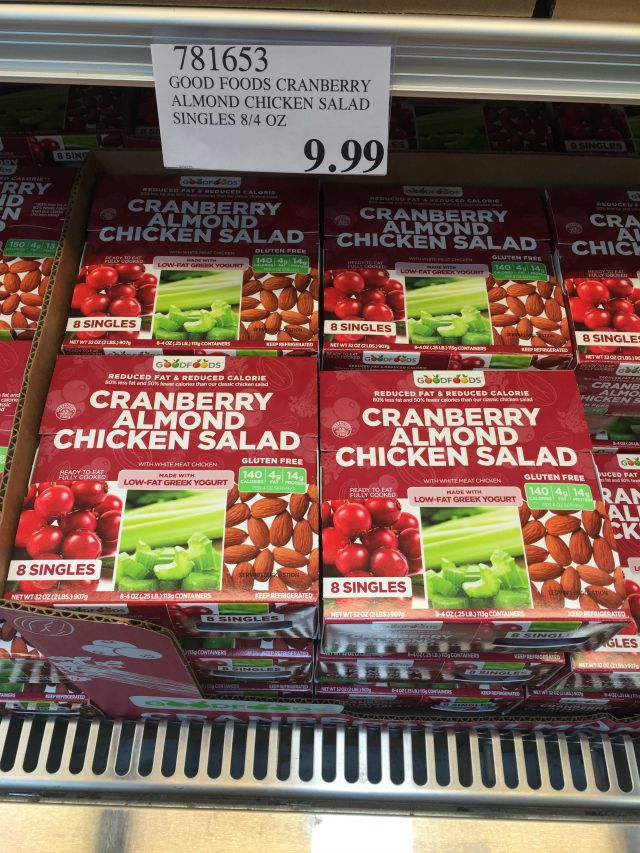 Favorite Things At Costco With Images Costco Chicken Salad